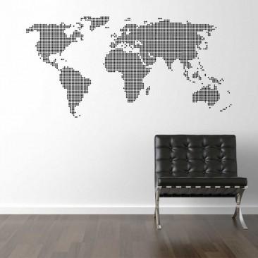 Forvandl dit hjem med wallstickers